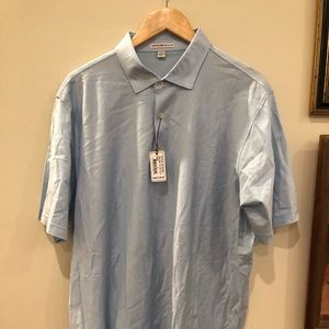 Brand New with Tags Peter Millar Golf Shirt